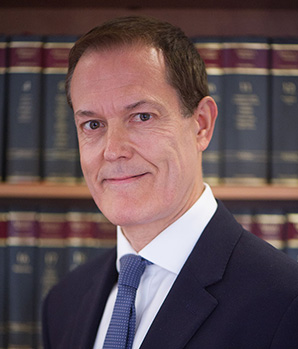 Simon Barker Partner at Janes Solicitors London