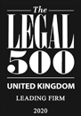 uk recommended firm 2019 lega 500